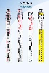 Aluminium Telescopic Levelling Staves