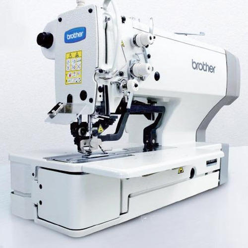 Brother Automatic Buttonhole Sewing Machine Rs 40 Unit ID Awesome Automatic Buttonhole Sewing Machine