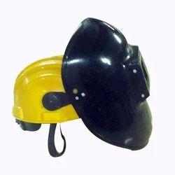 Head Screen with Helmet