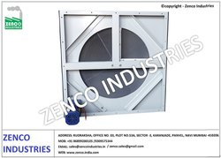 Desiccant Rotor (Size 1370 x 200)