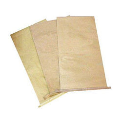 HDPE Laminated Kraft Paper Bag