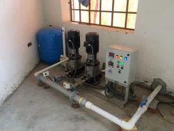Hydro Pneumatic Pressure Boosting System