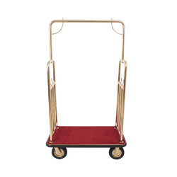 f0bfffaac7 Luggage Cart Speciality Stainless Steel