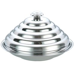 Stainless Steel Step Plus Serving Dishes