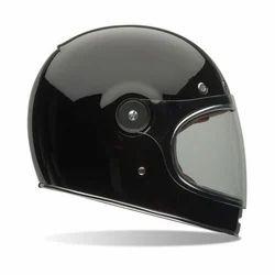 Plain Full Face Helmet