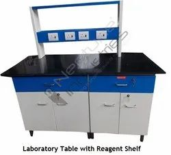 Lab Wall Bench