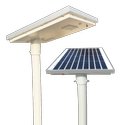 Integrated Lithium Ion Solar Street Light