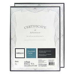Certificate Framing Services