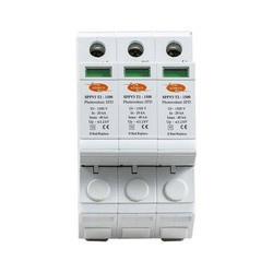 Elmex DC SPD Type 2 1000V Surge Protection Device