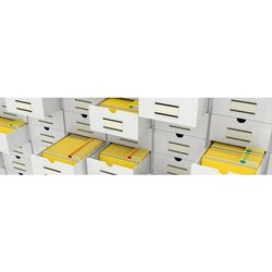 Standard ISO9001 Records Storage Service