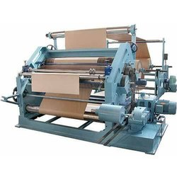 Corrugated Box Making Machine, Production Capacity: 5000 Pieces Per 8 Hours