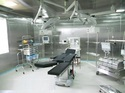 Air Flow System Operation Theater