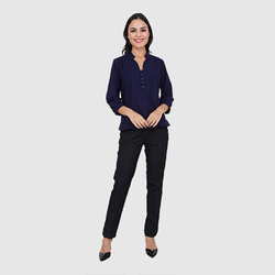 UB-TOP-KUR-0040 Corporate Female Top