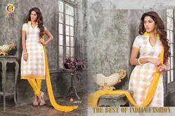 Message Vol No-3 Salwar Suit