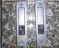 Concealed Fiber Lock