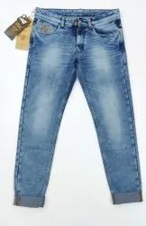 Skin Fit Casual Wear Mens Denim Jeans, Yes