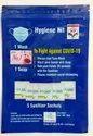 Hygiene kit Packaging Zipper Pouch