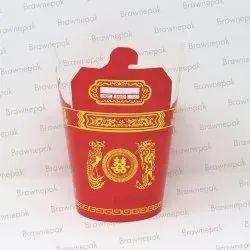 Disposable Paper Noodle Cup