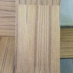 Teak Veneer Plywood, Polished, Thickness: 3MM
