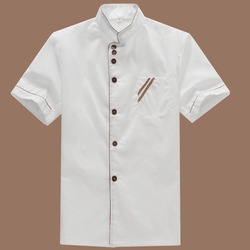Half Sleeve Waiter Uniforms
