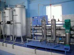 Water Plant Machinery