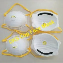 Reusable Cup Face Mask