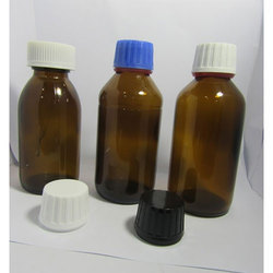 100ml Syrup Glass Bottles