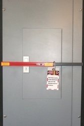 Electrical Panel Lockout