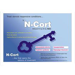 N Cort Deflazacort Tablets