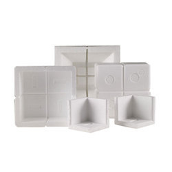 White Thermocol Packaging Corner