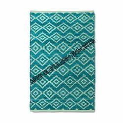 SGE Plain Handmade Rag Rugs