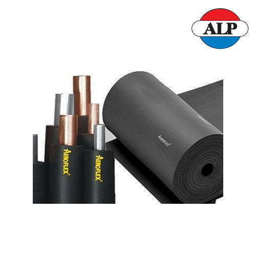 Insulation For Industrial Chiller Aeroflex Epdm Rubber