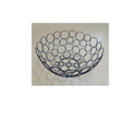 Handmade Metal Decorative Fruit Flower Bowl, For Serve Fruits And Decor