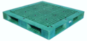 Reversible HDPE Pallet