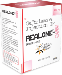 Ceftriaxone 250 mg Inj
