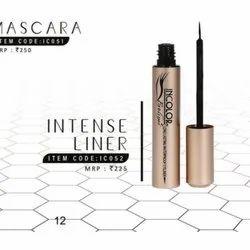Black Incolor Intense Eyeliner, For Personal, Packaging Size: Bottle