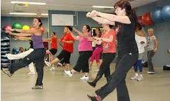 Aerobic Dance Classes