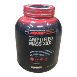 GNC Amp Mass XXX, 2.7 Kg, Packaging Type: Container