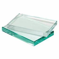 25mm Tempered Glass Sheet, Shape: Flat