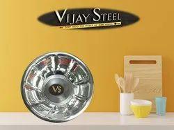 Stainless Steel Kharbuja Bowl