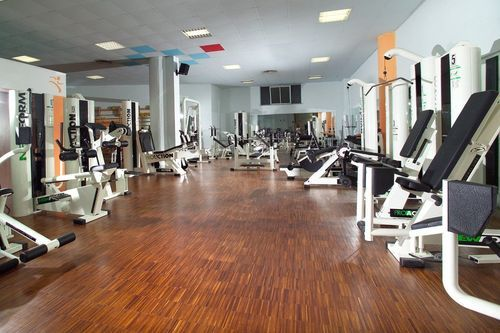 Gym Flooring Manufacturer From New Delhi