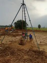 Rotary Piling Services, Pan India