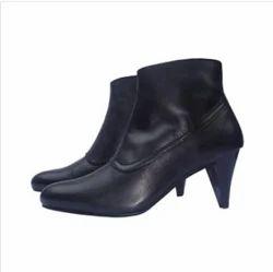 Black Ladies Boot 5