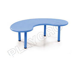 Plastic Front Round Table