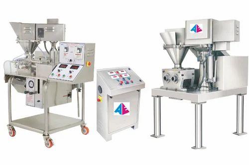 Advance Compactor Commercial Scale Machine