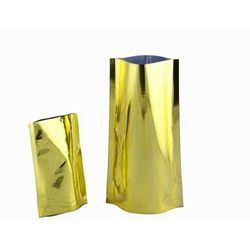 Gold Standup Pouch