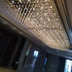 Banquet Hall Chandeliers