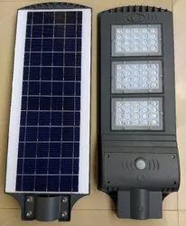 All In One 12 w Solar Street Light With Motion Sensor