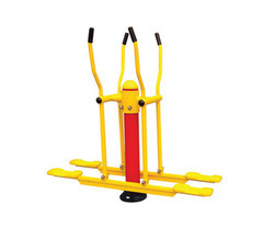 Delux Abdominal Dual Skier, For Muscle Gain