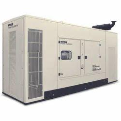 Three Phase Diesel Generator
